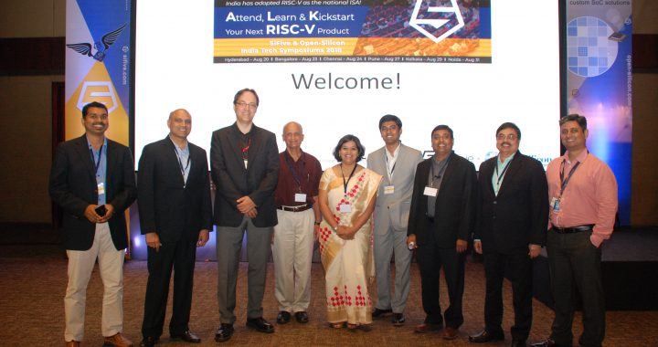 SiFive RISCV Symposium Day 1 - Blockbuster opening at